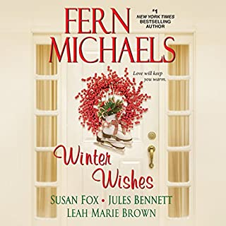Winter Wishes audiobook cover art