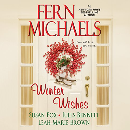 Winter Wishes                   By:                                                                                                                                 Fern Michaels,                                                                                        Susan Fox,                                                                                        Jules Bennett,                   and others                          Narrated by:                                                                                                                                 Amy McFadden                      Length: 10 hrs and 51 mins     59 ratings     Overall 4.4