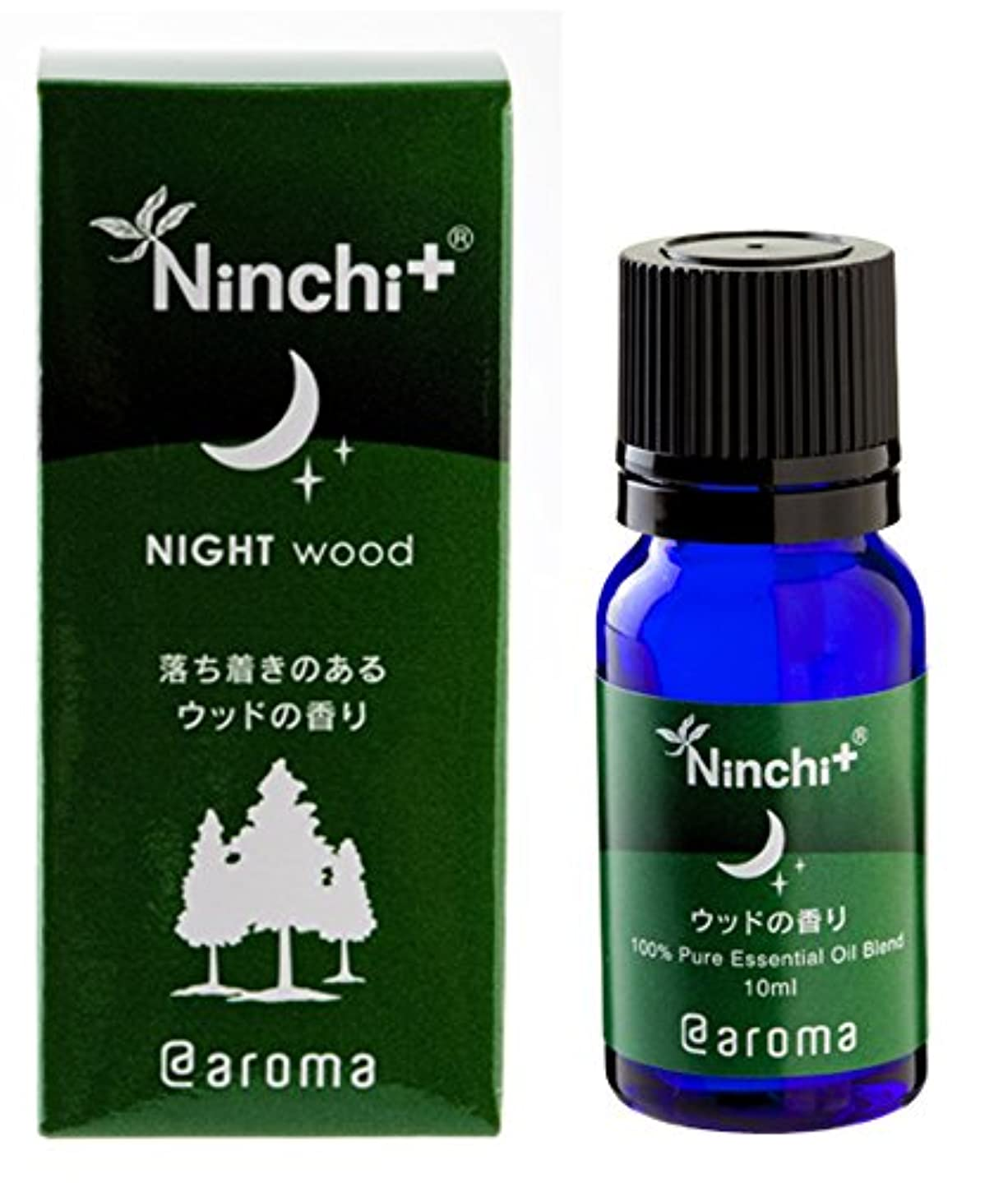 攻撃鉱夫群れNinchi+ Night ウッド10ml