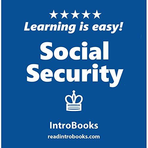 Social Security audiobook cover art