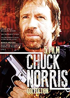 5-Film Chuck Norris Collection