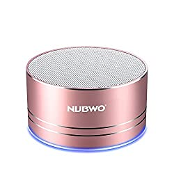 Multiple connection way: the wireless Bluetooth speaker support wireless Bluetooth, TF card insert and USB input for non-Bluetooth devices Hands free function: wireless Bluetooth speakers allows you to answer, reject and end calls without holding you...