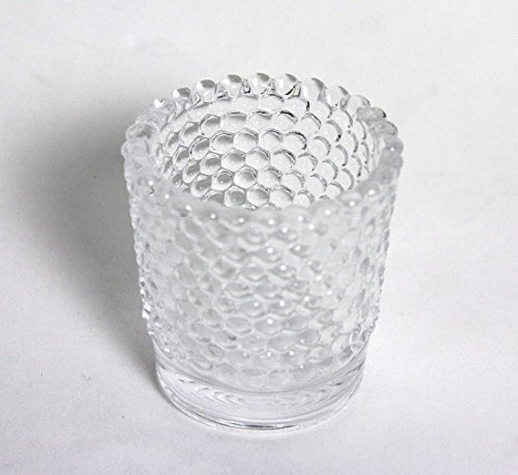 誇大妄想抑圧するひもカメヤマキャンドル( kameyama candle ) ホビネルグラス 「 クリスタル 」