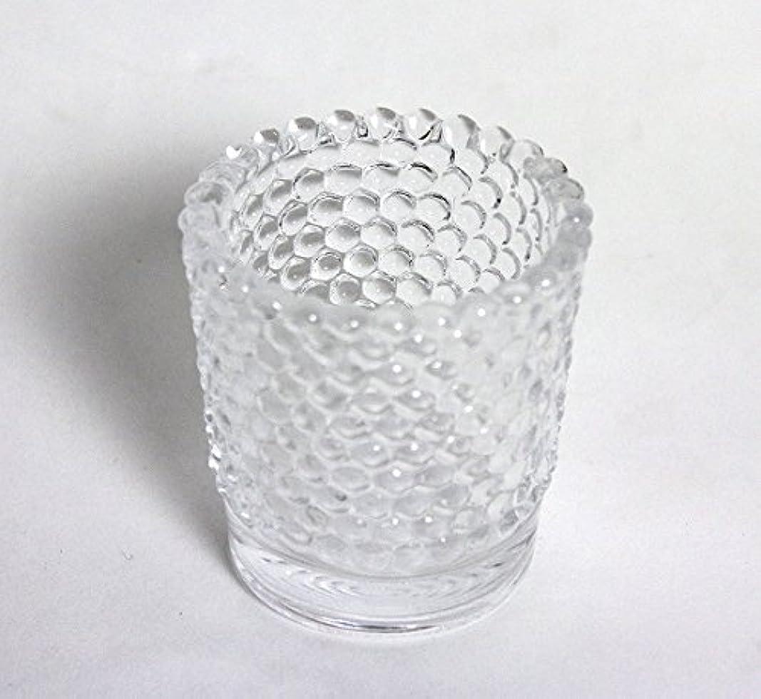 結果インストール大宇宙カメヤマキャンドル( kameyama candle ) ホビネルグラス 「 クリスタル 」