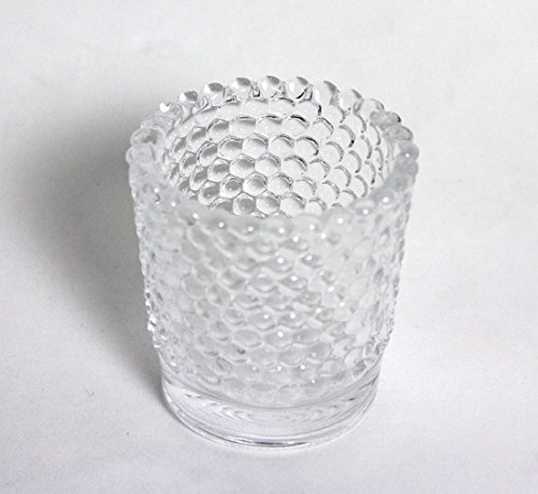 劣る全員超えるカメヤマキャンドル( kameyama candle ) ホビネルグラス 「 クリスタル 」