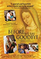 Before We Say Goodbye [DVD] [Import]