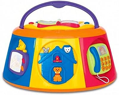 Kiddieland Toys Carry Along Box