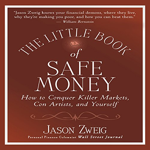 The Little Book of Safe Money copertina