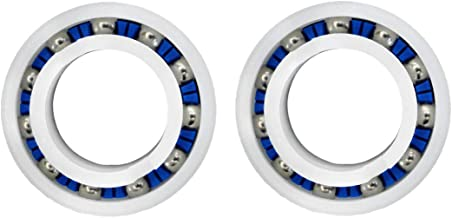 ATIE Pool Cleaner Wheel and Engine Bearing Replacement for Baracuda MX8 MX6 Pool Cleaner Engine and Wheel Bearing R0527000 (2 Pack)
