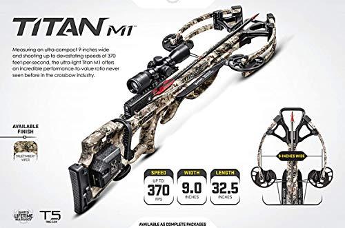TenPoint Titan M1, ACUdraw, Pro-View Scope