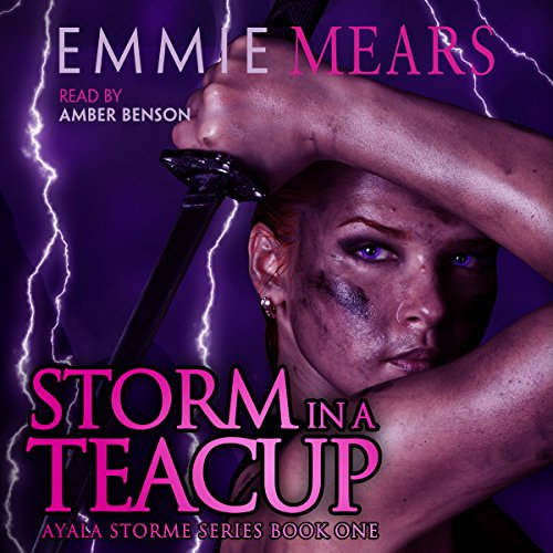 Storm in a Teacup audiobook cover art