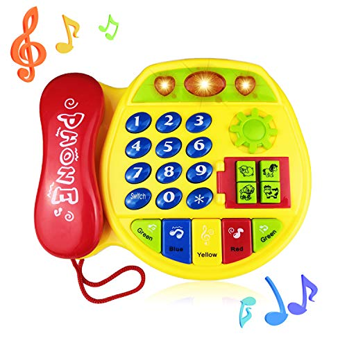 SUNNYPIG Phone Toy for 6-12...
