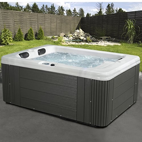 Essential Hot Tubs SS244247403 Devotion-24 Jet Hot Tub