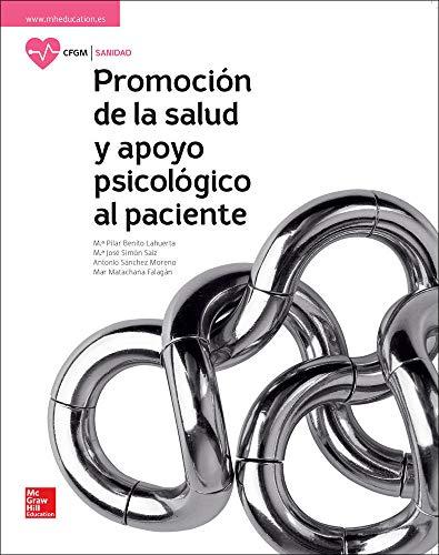 LA Promocion de la Salud y apoyo psicologico al paciente GM. Libro alumn o.
