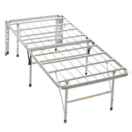 Beautyrest Bedder Base, Twin, Silver