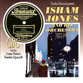 Isham Jones and His Orchestra 1922-1926