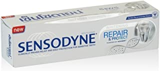 Sensodyne Repair & Protect Whitening Toothpaste 100g. (Pack 2)