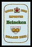 Empire Merchandising 601131 Beer Heineken Logo - Espejo Serigrafiado...