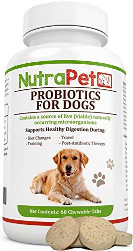 NutraPet Probiotics