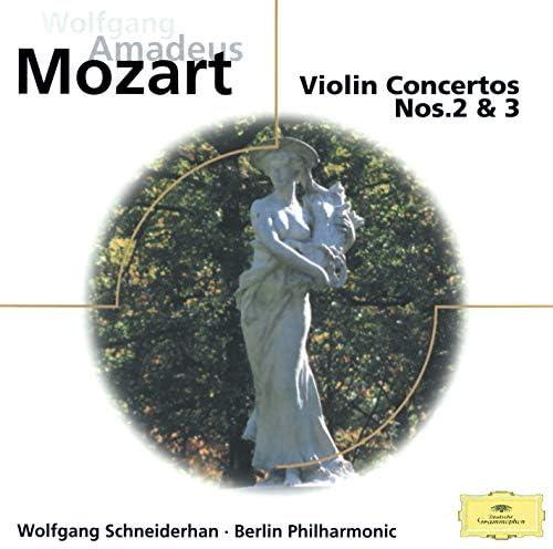 Berliner Philharmoniker & Wolfgang Schneiderhan