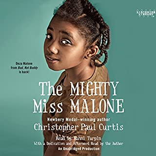 The Mighty Miss Malone cover art