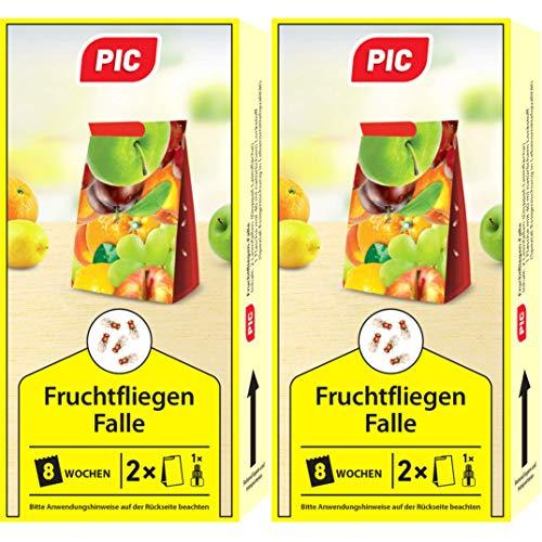PIC - Fruchtfliegenfalle
