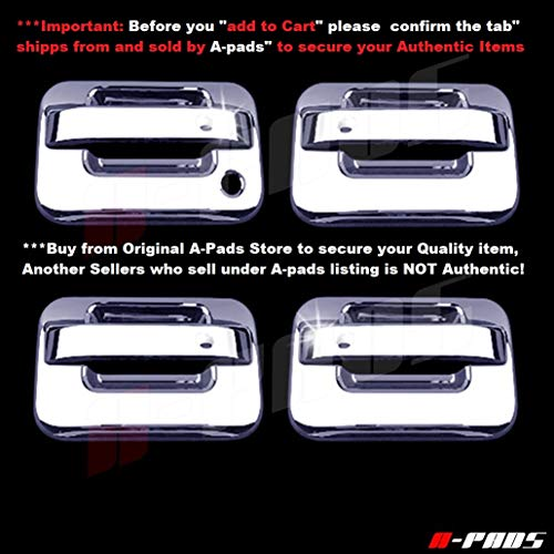 04 ford f150 door handle covers - 4