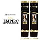 Best Hair Weaves - 2-Pack Deal ! Sensationnel Human Hair Weave Empire Review