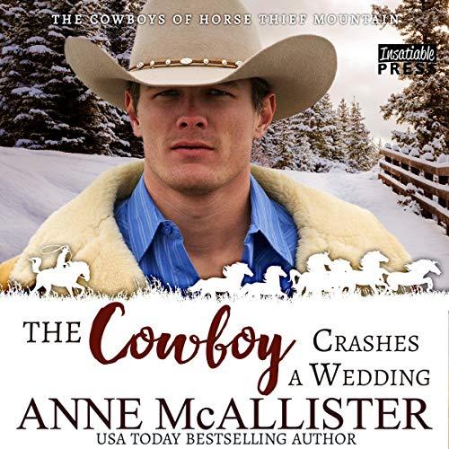 The Cowboy Crashes a Wedding cover art