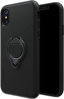 Skech Slim Shockproof Anti-Slip Vortex Hybrid Case for Apple iPhone Xs Max - Black