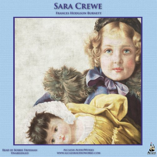 Sara Crewe audiobook cover art