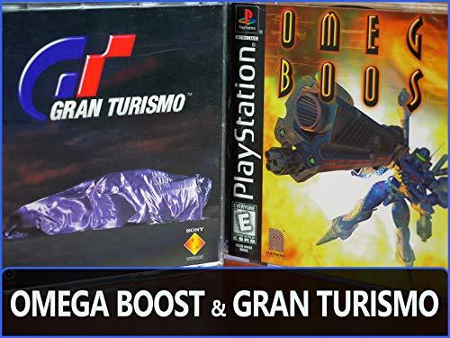 Omega Boost and Gran Turismo