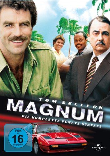 Magnum - Die komplette fünfte Staffel [6 DVDs]
