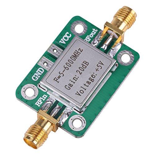 5-6000 MHz RF-Verstärker 20 dB Breitband-HF-VHF-UHF Signal Leistungsverstärker