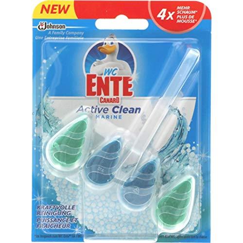 WC Ente Active Clean Duftstein 38,6g Marine 8´er Pack (8 * 38,6g)