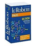 Le Robert Maxi Langue Française - Edition 2018