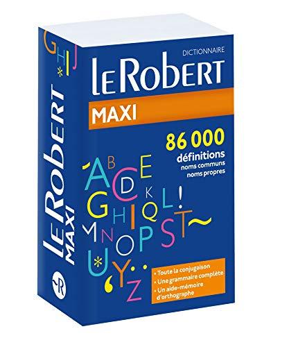 Le Robert maxi (Le Robert dictionnaires monolingues)