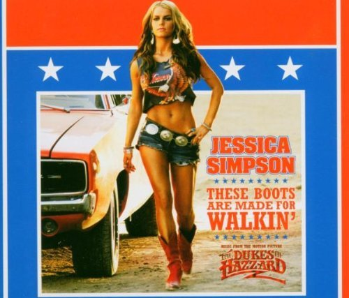 These Boots Are... by Jessica Simpson (2005-08-16)