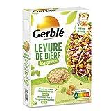 Gerblé Saupoudrage, Levure diététique à saupoudrer, Super-aliment, Source naturelle de protéines, Riche en Vitamine B1, B2 et B9, 1 Boîte, 30 Portions, 150g, 199650