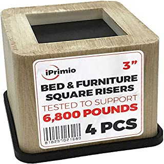 Best high bed risers target Reviews