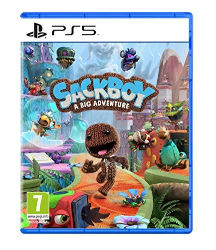 Sackboy : A Big Adventure sur PS5, Jeu de plateforme et...
