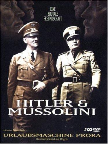 Hitler & Mussolini - Eine brutale Freundschaft [2 DVDs]