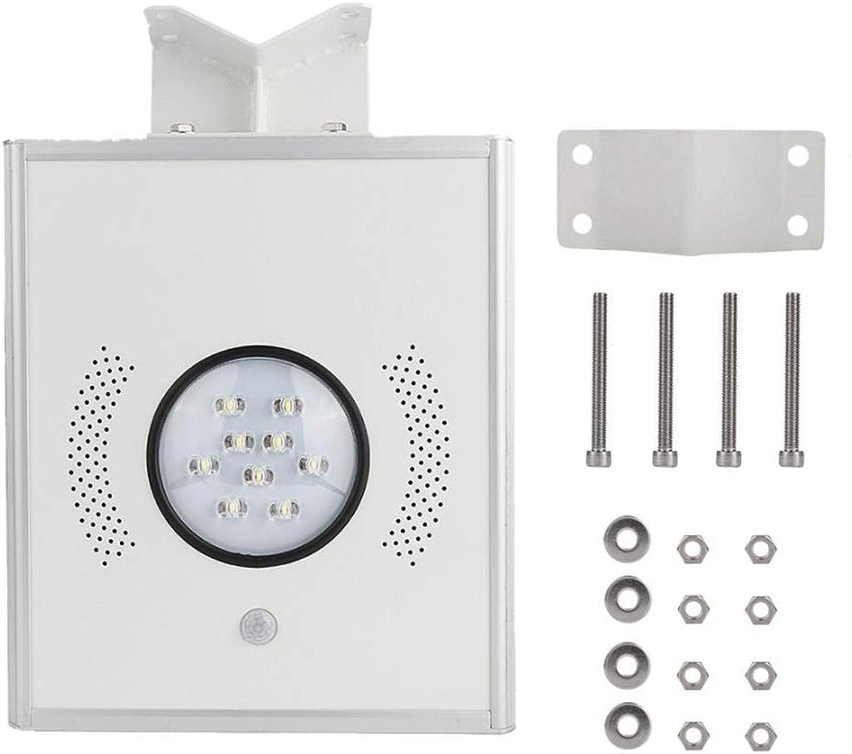 Led Light Wall Lamp 12W Solar Powered LED Wall Light Human Body Sensor Sconce Lamp for Garden Road Corridor