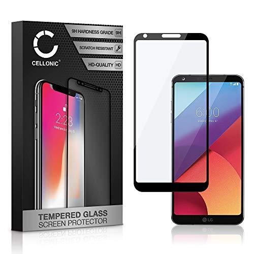 CELLONIC® Cristal Protector de la Pantalla Compatible con LG G6 (3D Full...