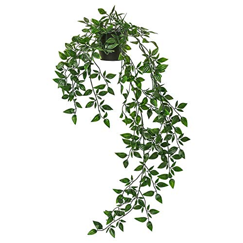 IKEA FEJKA - Planta artificial en maceta, 70 cm, para decoración del...