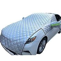 車体カバー 車と互換性のあるMitsubishi Pajero、厚手のフル外装カバー、車/SUV/スポーツカーに適した 車 カーカバー (Color : A, Size : 2009 3.8L)