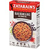 Zatarain's Black Bean & Rice, 7 oz (Pack of 12)