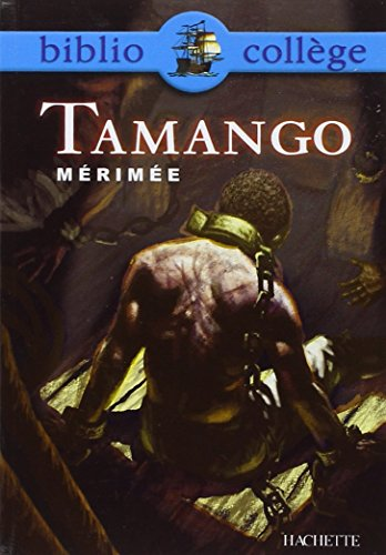 Bibliocollège - Tamango, Mérimée