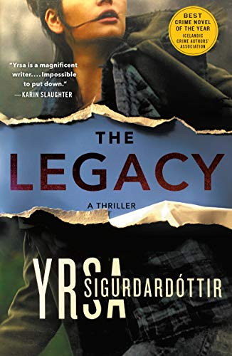 The Legacy: A Thriller (Children