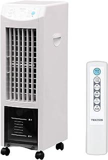 TEKNOS 冷風扇 体に優しい自然な涼風 イオン搭載 タイマー付 リモコン付 風量3段階 TCI-007I